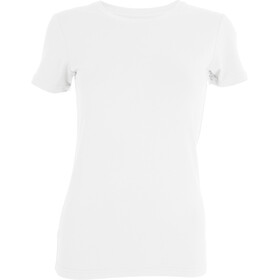 Tufte Wear Crew Neck T-Shirt Femme, bright white